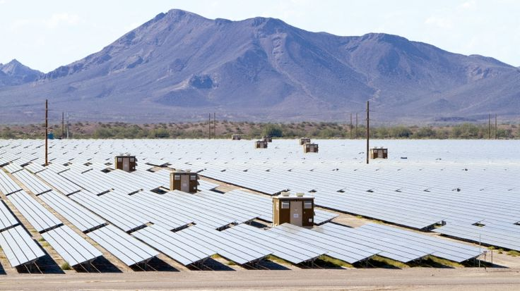U.S.A. leads the way on big-money utility scale solar power, but small scale and distributed solar markets are exploding, too...