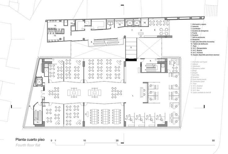 Galeria - Edifício Câmara de Comércio Sede Chapinero / Daniel Bonilla Arquitectos - 11