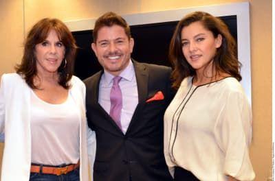 Tan amigos como siempre con Televisa: Ernesto Laguardia se va a TV Azteca
