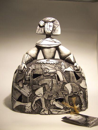 Sculpture - Menina de   ¿Gloria Tellez?   ¿Alguien puede confirmar?