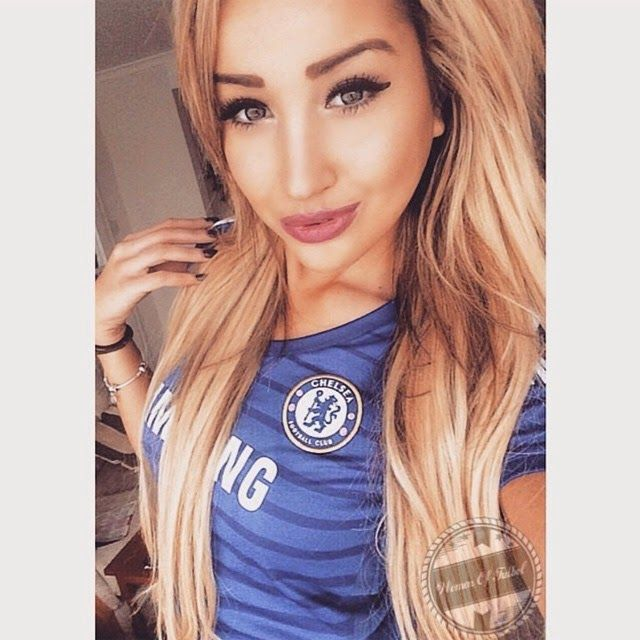 Football Chicas : Chelsea ..Chelsea my team!