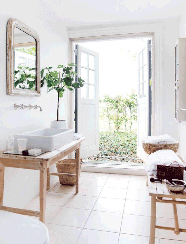 418 Best Images About Farmhouse Bath On Pinterest Trough