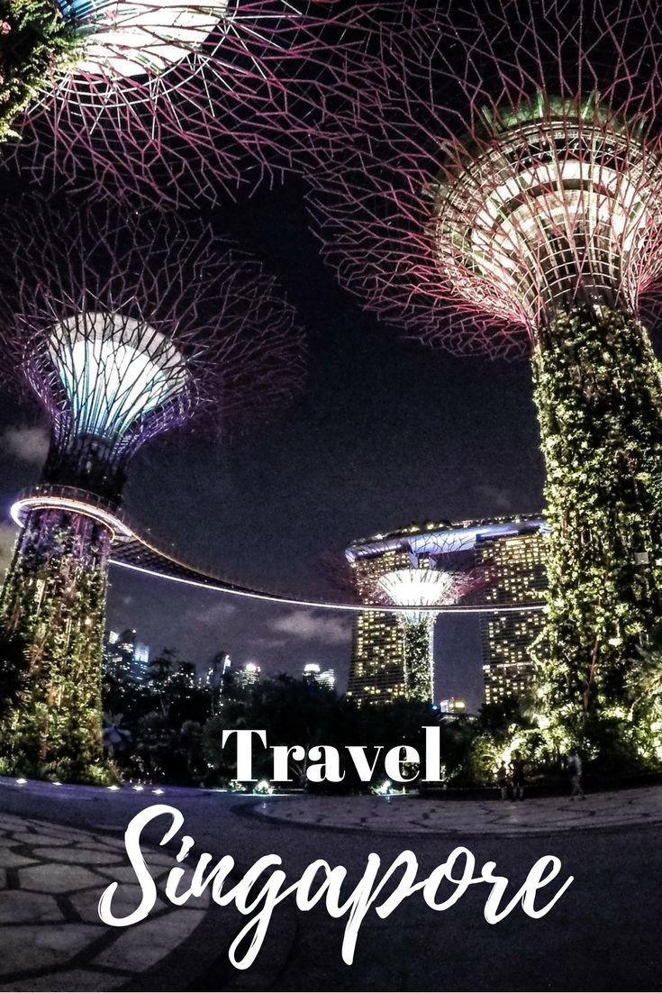Travel Singapore | Supertree Grove Park | Gardens by the bay | Bucket List | World Trip