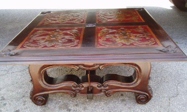 Renaissance Architectural - Renaissance Coffee Tables