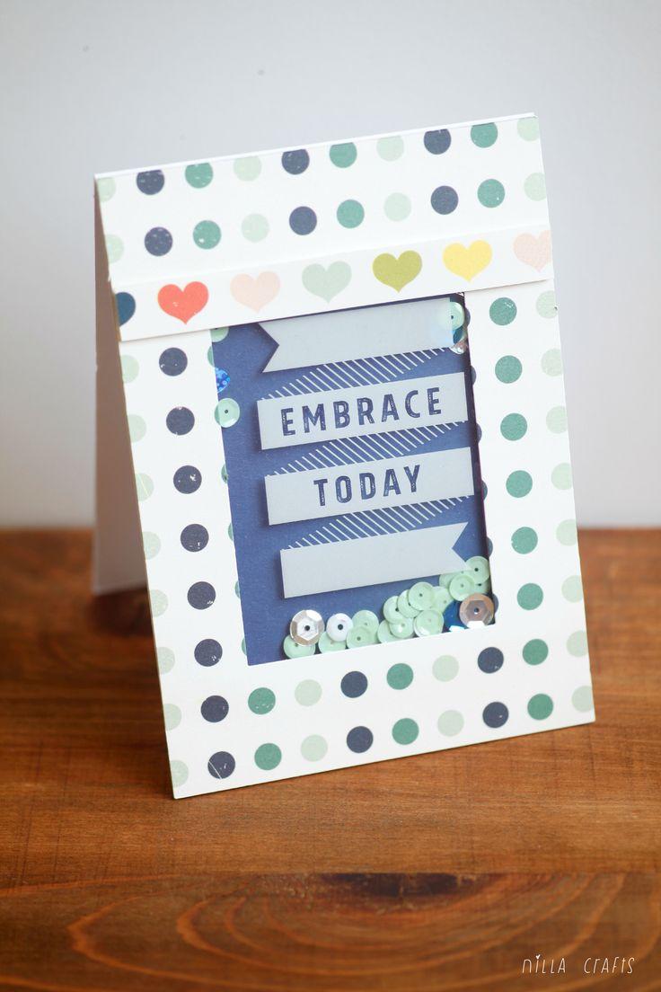 Embrace Today ( June Simple Kit by Paperoamo )