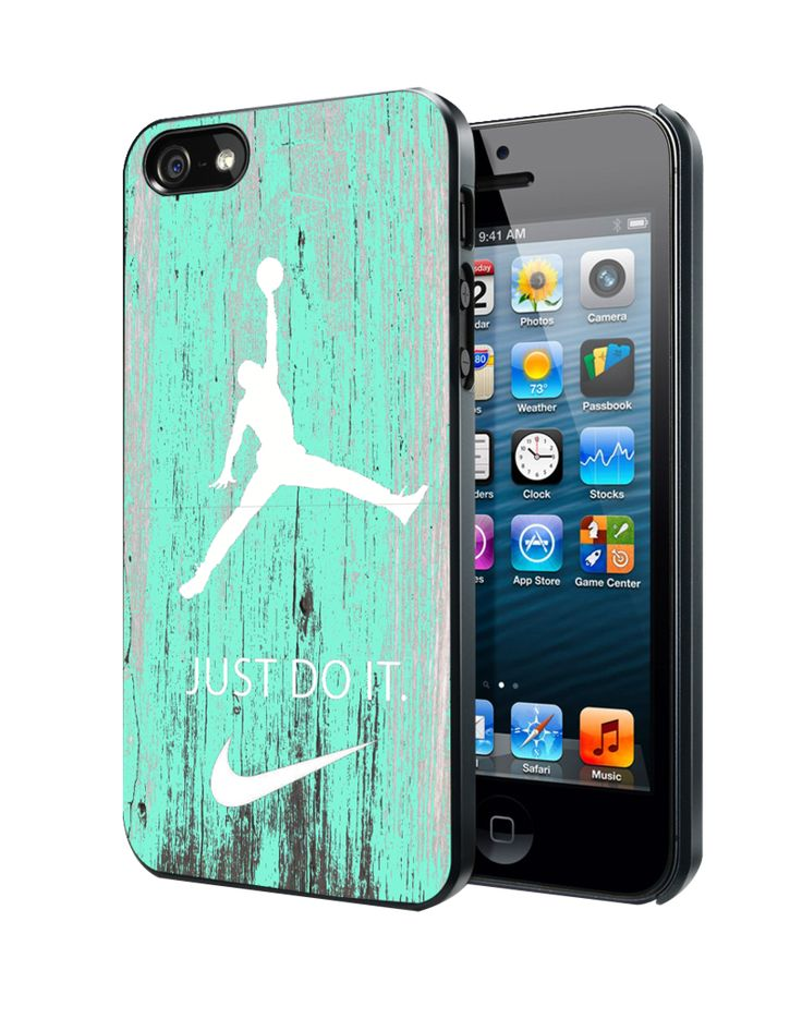 Nike Jordan Mint Wood Samsung Galaxy S3/ S4 case, iPhone 4/4S / 5/ 5s/ 5c case, iPod Touch 4 / 5 case