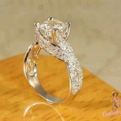 Wholly wedding ring