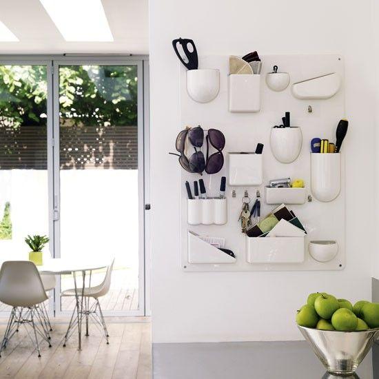 small kitchen wall storage | Wall-mounted kitchen storage | Kitchen | PHOTO GALLERY | Beautiful ...