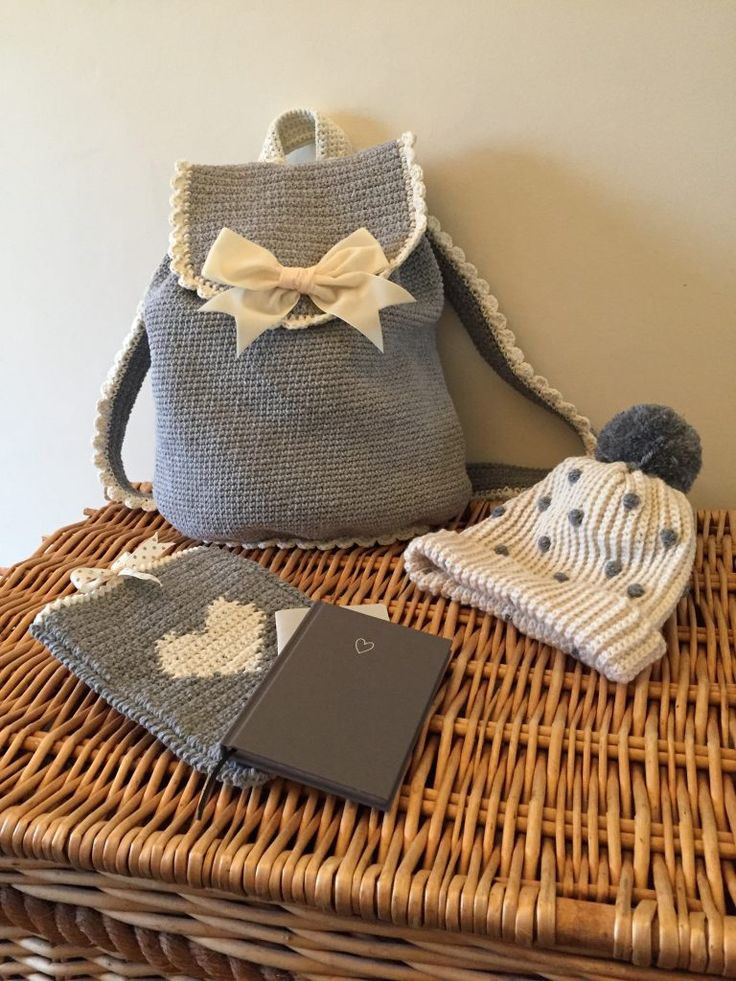 Crochet Club: The Out & About Backpack! (LoveCrochet Blog)