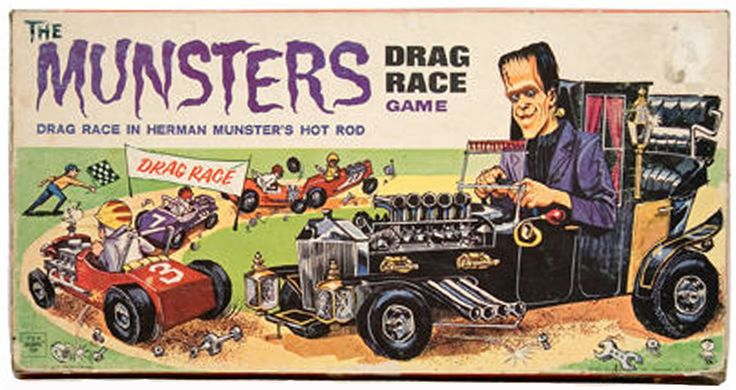 The Munsters game