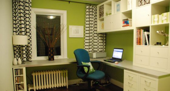 50 Killer Ikea Hacks to Transform Your Home Office » Online College.org