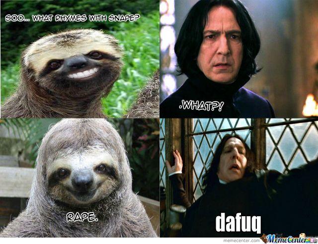 25+ Melhores Ideias De Snape Meme No Pinterest | Piadas Do ...
