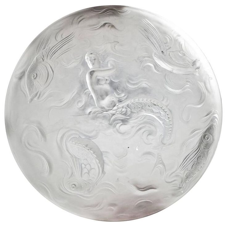 French Crystal Fruit Bowl Carollo | From a unique collection of antique and modern crystal serveware at https://www.1stdibs.com/furniture/dining-entertaining/crystal-serveware/