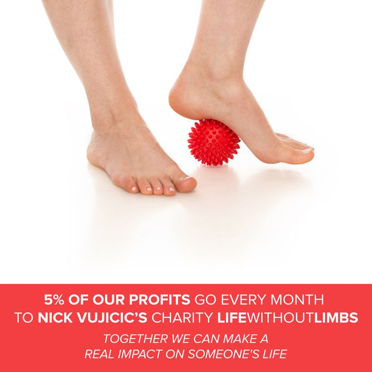 5% OF OUR PROFITS GO TO NICK VUJICIC'S CHARITY LIFE WITHOUT LIMBS. Together we can make a real impact on someone's life. PROTECT YOUR INVESTMENT - If You Don't Like It, You'll Receive A Full Refund With Our 90-Days 100% MONEY BACK MANUFACTURER WARRANTY! Or If Something Ever Happens With Your Massage Ball WE WILL CHANGE IT Immediately Without Any Costs From Your Side.