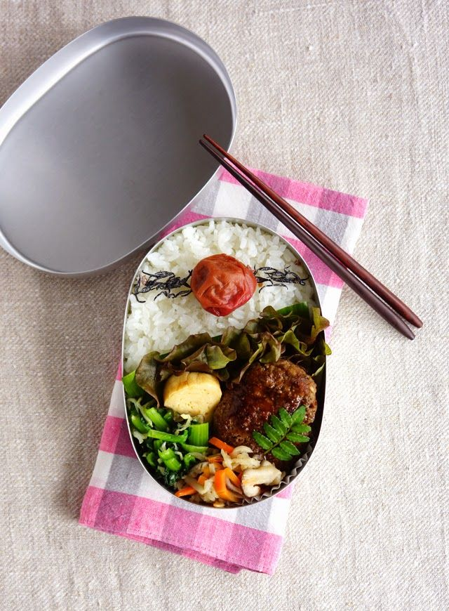R journal: Bento/ Lunchbox - Japanese-style