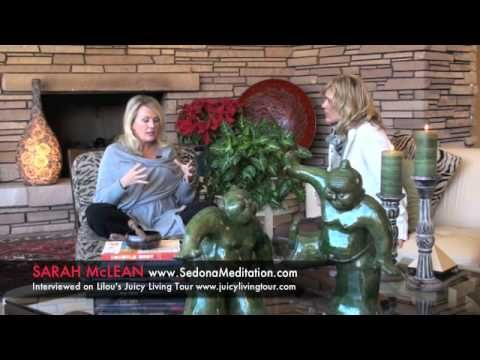 Sarah McLean intereviewed by Lilou Mace YouTube