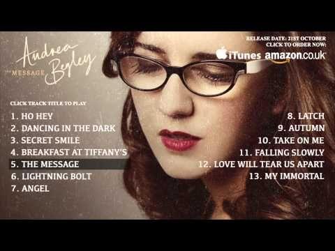 'The Message' - Andrea Begley (Album Sampler) - Out Now. The Voice - UK Season 2 winner!