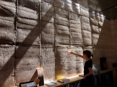 Rammed Earth Wall Rick Joy Architects Rick Joy Pinterest Lights Rammed Earth And Earth