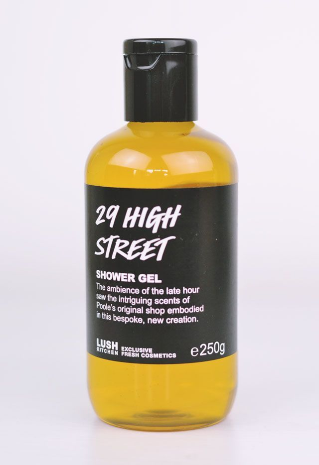 Ever since I heard about the 29 High Street perfume, I've been desperate to get my hands on some. Only available in the Kitchen, it promises to smell just like a Lush shop which, as all Lushies know,