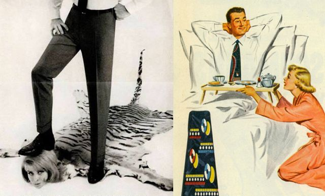 Even today, advertising is far away from being in conformity with high moral standards, but after looking back to some offensive, racist and sexist vintage ads - today's ads are as good as gold.