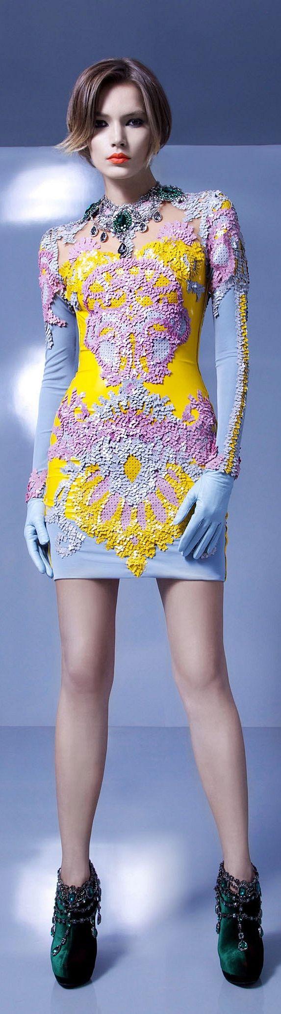 Nicolas Jebran Couture F/W 2012-2013