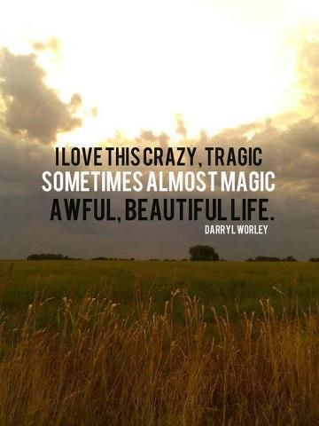 Beautiful Life - Darryl Worley