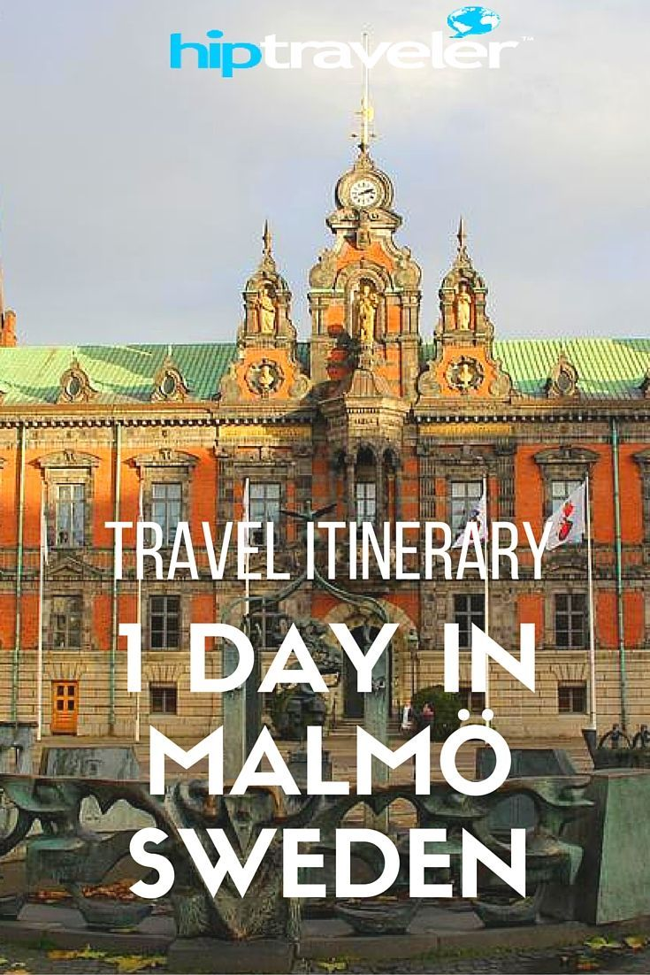 One Day In Malmö, Sweden | Bored From Copenhagen? Some Free Time After Long Working Days? Malmö Is The Perfect Destination For A Day Trip. You May Even Think About Flying Over To The Copenhagen Airport Just To Visit Malmö For One Day | Hip Traveler Travel Guides: