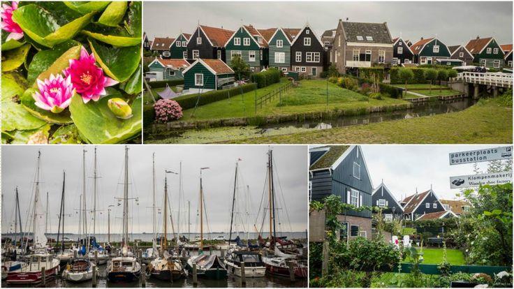 Marken Volendam Amsterdam Pays-bas blog voyage Lovelivetravel