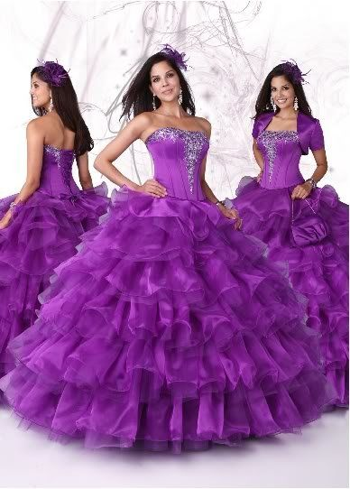 Masquerade Ball Gowns-Fashions-For-All 1
