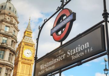 Algún día voy a recorrer #Londres en #subte :) #Viajes