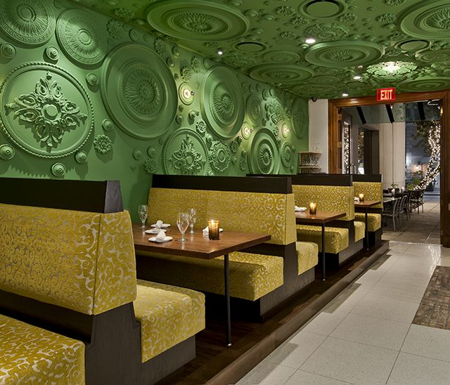 Barbatella Restaurant In Naples Florida By Grizform Architects