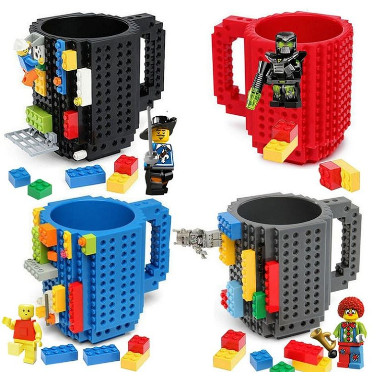 Hot Sale DIY Mugs Building Block Sets Water Bottle/Coffee Cup/Tea Cup/Water Cup/Water Mugs/Bricks Blocks Mug Kids Christmas Gift-in Blocks from Toys & Hobbies on Aliexpress.com | Alibaba Group