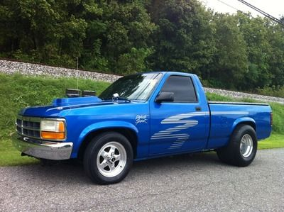 Dakota Ram Tuff Dodge Pick Me Ups Dakota Truck Dodge