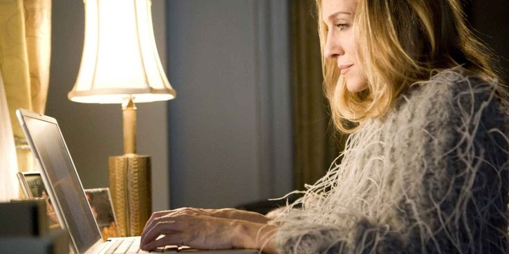 I Texted With 15 Guys on Tinder Using Only Carrie Bradshaw Quotes and Here's What Happened http://www.cosmopolitan.com/sex-love/a9143142/texting-guys-carrie-bradshaw-quotes/?utm_campaign=crowdfire&utm_content=crowdfire&utm_medium=social&utm_source=pinterest