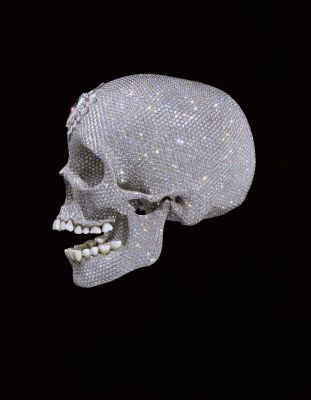 For the Love of God - Damien Hirst - 2007 - 19660