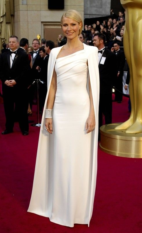 Gwyneth Paltrow w sukni Tom Ford (fot. East News)