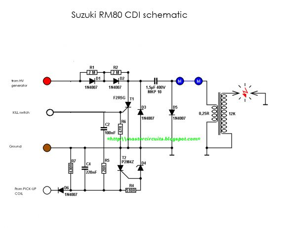 16 Cdi Circuit Diagram Motorcycle Motorcycle Diagram Wiringg Net Circuit Diagram Diagram Circuit