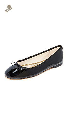 Ballet de mujer Fallon Ballet, terciopelo negro, 6.5 m US