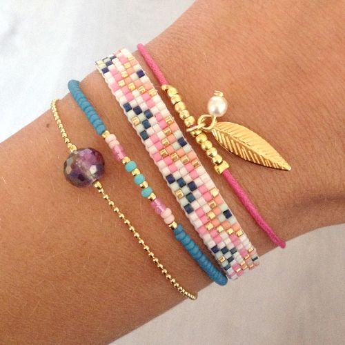 BRACELET TENDANCE 2016 http://bijouxcreateurenligne.fr/product-category/bracelet-fantaisie/ Plus