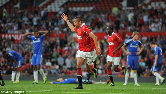 Ravel Morrison came through the Manchester United Academy before Sir Alex Ferguson let him go in 2012 due to his disruptiv...