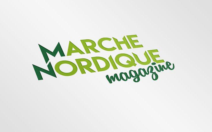 Logo Marche Nordique Magazine
