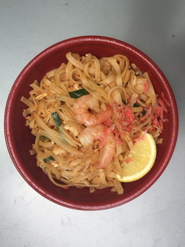 タイ料理泰平 - タイ焼きそば弁当【チケットレストラン 食事券】