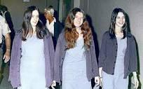 Charles Manson's girls