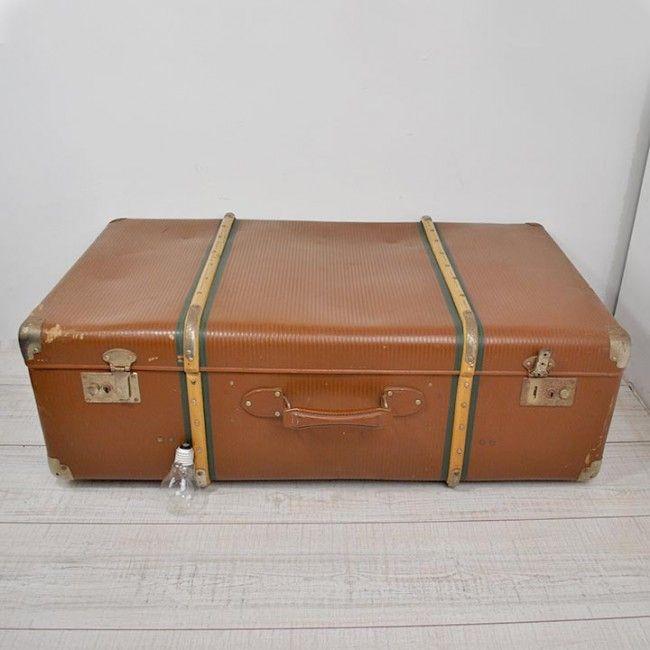 vintage koffer brocante