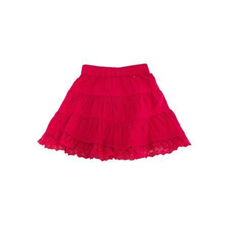 Sweet Berry Юбка для девочки Sweet Berry  — 1199р. ------------- Юбка для девочки от популярной торговой марки Sweet Berry стильная и модная, станет прекрасным дополнением к гардеробу Вашего ребенка. Особенности: материал изделия  мягкий микровельвет. Удобный пояс на резинке. По низу юбка декорирована кружевом. Юбка без застежки, что позволяет легко одевать модель, без карманов. Модный крой солнце. Юбку легко сочетать с другими моделями торговой марки Sweet Berry.   Дополнительная…