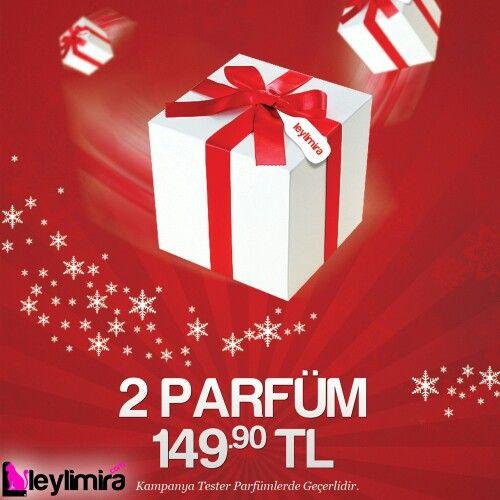 YILBAŞINA ÖZEL HEDİYE PAKETİ ~ Seçtiğiniz iki parfüm sürpriz fiyata sizlerin oluyor...⌚leylimira.com Ürün kodu: LM-PR.2016  #leylimira #indirim #miraşk #aşk #moda #parfüm