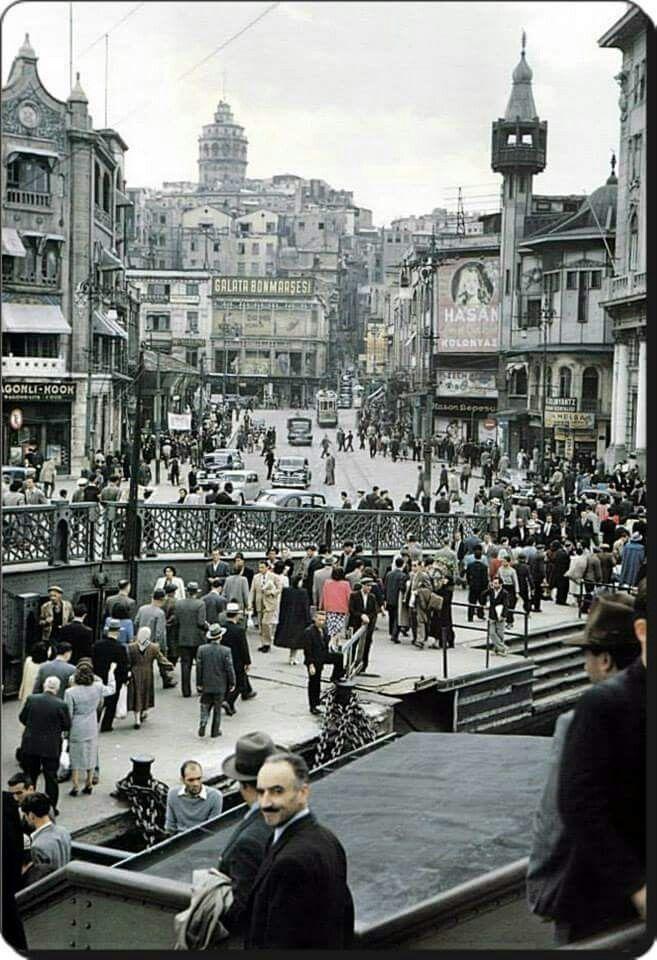 Karaköy / Istanbul (1958)