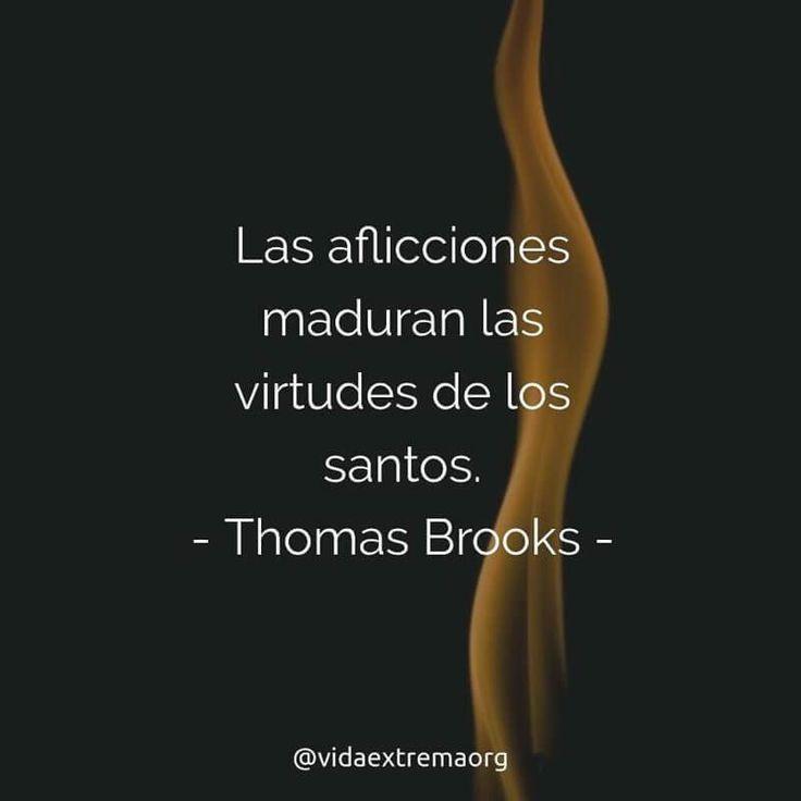 Thomas Brooks - Frases cristianas #reflexionescristianas
