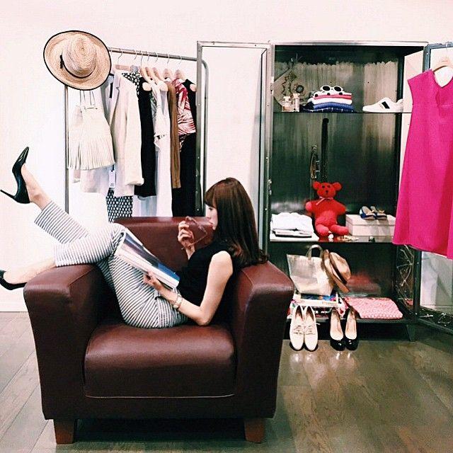 Sartoria Vico @ Harriss Grace Aoyama #sartoriavico #retailers #niceshop #harrissgrace #aoyama