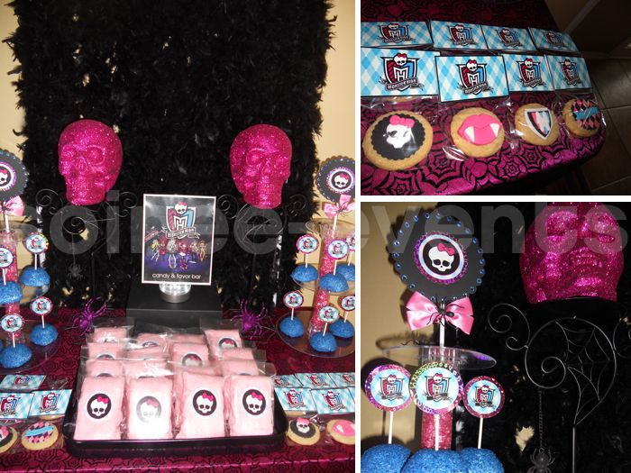monster high halloween soire
